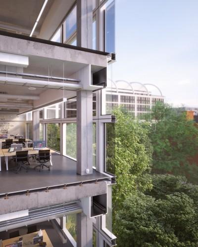 Grupo Castellv Edificio De Oficinas Wip